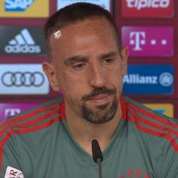 Ribéry: Soha nem feledjük, amit egymásért tettünk a klubbal