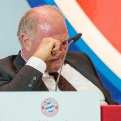 Hoeness három meghatározó emléke a Bayernes időszakából