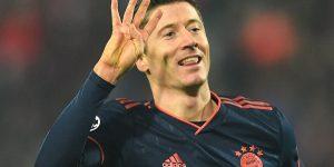 Féltucat gól, Lewa mesternégyes, csoportgyőzelem | Crvena 0-6 Bayern
