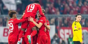 Szép játék, nagyszerű eredmény, három pont! | Összefoglaló: Bayern 4-0 BVB