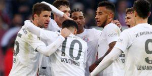 Félgőzzel is simán hozta a Fortuna elleni meccset a Rekordbajnok | Düsseldorf 0-4 Bayern