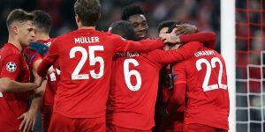 Száz százalékosan végzett csoportjában a Bayern | FCB 3-1 Tottenham
