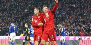 Erődemonstráció a Nullvier ellen – felzárkóztunk | Összefoglaló: Bayern 5-0 Schalke