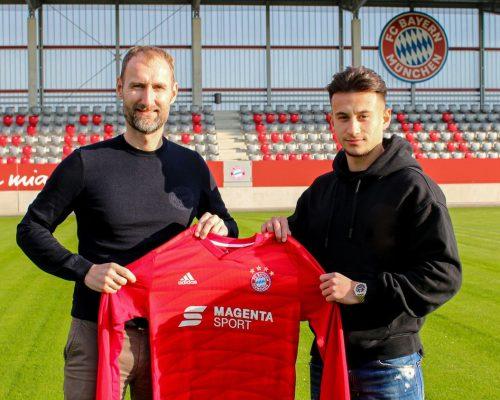 Hivatalos: Kühnnel erősített a Bayern II