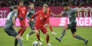 Csúnya vereségbe szaladt bele a fáradt és tartalékos Bayern | Nürnberg 5-2 Bayern