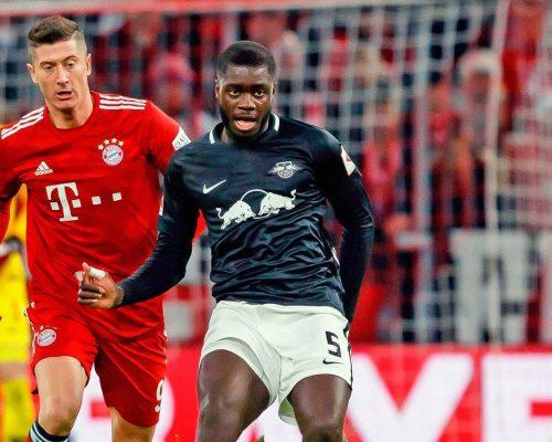 Német sajtó: Upamecano ismét ott van a Bayern látószögében