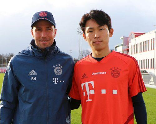 Wriedt és Köhn nyáron elhagyják a Bayernt, Jeong visszatért