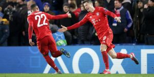 Magabiztos londoni győzelemmel kerültünk a továbbjutás kapujába | Chelsea 0-3 Super Bayern