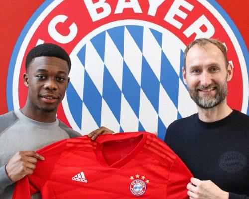 Támadó középpályást igazolt U19-es csapatába a Bayern