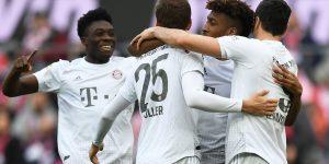 Az első félidő döntött, továbbra is listavezetők vagyunk | Köln 1-4 Bayern