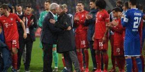 Félbeszakadt játék a gálamérkőzésen | Hoffenheim 0-6 Bayern