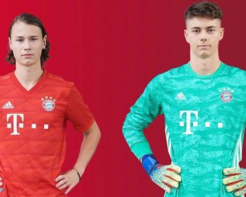 Kölcsönadta két tehetségét a Bayern