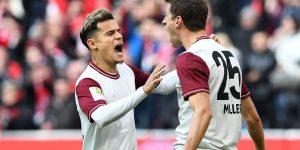 Nehézkes győzelemmel növeltük előnyünket a tabellán | Bayern 2-0 Augsburg