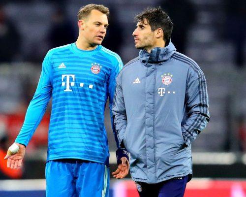 Sport Bild: Neuer sokáig maradna, hárman távozhatnak a nyáron