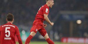Kimmich góljával verekedtük be magunkat a kupanegyeddöntőbe | Schalke 0-1 Bayern
