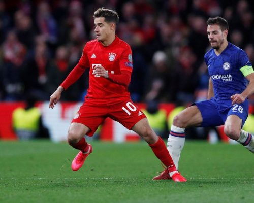 Ügynöke szerint Coutinho szívesen játszana a Premier League-ben