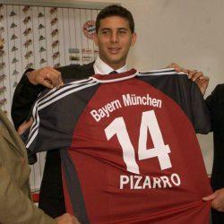 Ezért ejtette Pizarro a Real Madridot a Bayern kedvéért