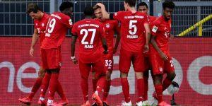 Nagyon fontos győzelem a Klassikeren | Összefoglaló: Dortmund 0-1 Bayern