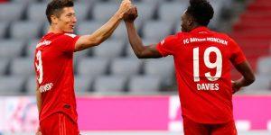 Magabiztos győzelemmel erősítettük meg az előnyünket a tabellán | Bayern 5-0 Düsseldorf