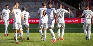 Nehézkesen, de három ponttal tértünk vissza | Összefoglaló: Union 0-2 Bayern