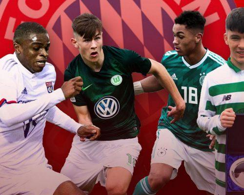 Idén is újabb tinioffenzívába kezd a Bayern