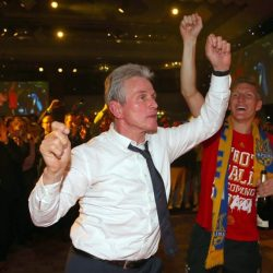 """Schweinsteiger nyílt levél Juppnak: """"Óriási tapsviharral fogadtunk, majd megláttunk téged a táncparketten"""""""