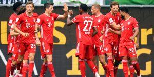 Megvan a Salátástál; gálameccsel búcsúztunk | Wolfsburg 0-4 Bayern
