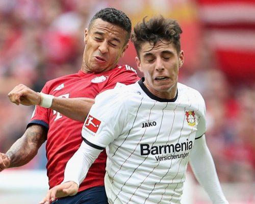 Thiago egyre közelebb a távozáshoz; Havertz a kupadöntő után dönthet a jövőjéről