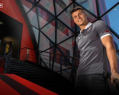 Hivatalos: Daniliuc aláírt a francia élvonalbeli csapathoz