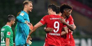 ISMÉT BAJNOK A BAYERN MÜNCHEN | Minimális győzelem Brémában