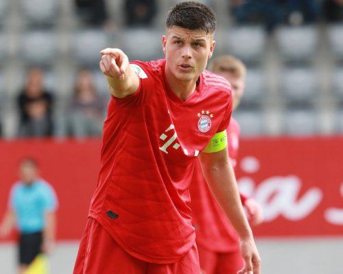 Daniliuc távozik – elveszíti U19-es kapitányát és alapemberét a Bayern