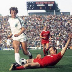 A nagy múltú Bayern-'Gladbach rangadó