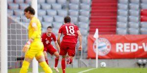 Legjobbjaink nélkül vertük meg a Csikókat | Bayern 2-1 Mönchengladbach