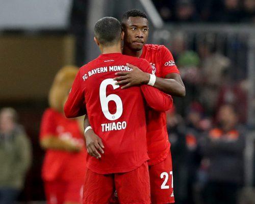 Kalle: A Bayernnél nem lesz nyári kiárusítás; Thiago távozni akar, David el tudja képzelni a maradást