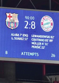Rekordgyőzelem, rekordvereség, gólrekord, Müller a Barca rémálma | A 8-2 érdekességei