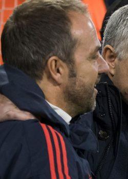Mourinho: Flick fantasztikus, Kimmich a világ egyik legjobbja / a Bayern jobb csapat, de…