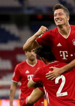 Lewa és a Bayern csúcsformában – legalább hat új rekord született | A CFC elleni 4-1 érdekességei
