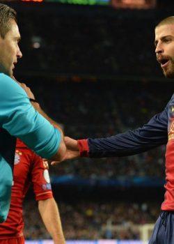 Szlovén sporija lesz a Barca elleni meccsnek