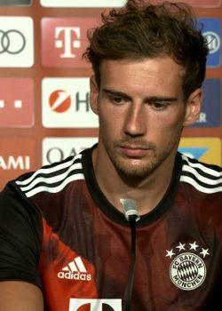 Goretzka: Rá kell kényszerítenünk a focinkat a Barcára / Messit csak közösen tudjuk megállítani