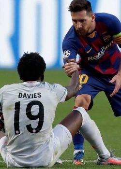 Tweetválogatás: Barca 2-8 Bayern