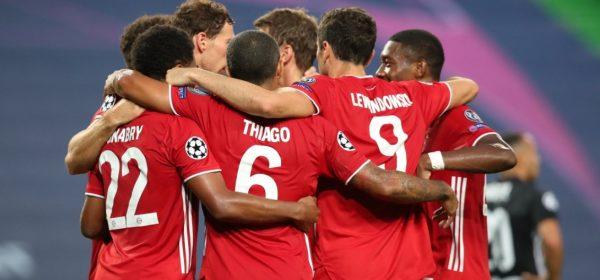 OTT VAGYUNK A DÖNTŐBEN! | Lyon 0-3 Bayern