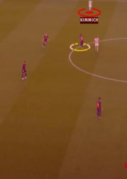 All-in a fogatlan oroszlán ellen | Barca-Bayern taktikai elemzés
