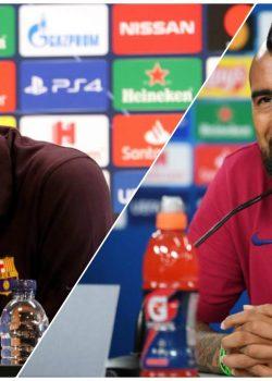 Setién: Ismerjük az ellenfelünket / Vidal: Szép éveket töltöttem Münchenben