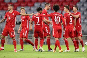 Lehengerlő nyitány | Összefoglaló: Bayern 8-0 Schalke