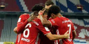 A hajrában húztuk be a DFB-szuperkupát | Összefoglaló: FCB 3-2 BVB