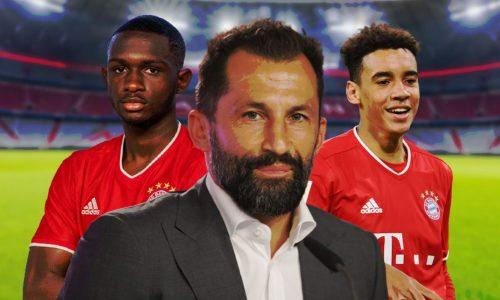 Brazzo szerint a fiatal játékosoknak a Bayernnél is van esélyük