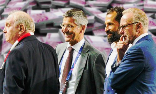 Rengeteg pénzt kaszált a Bayern a Bajnokok Ligájában