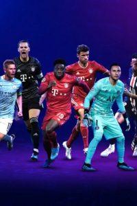 Hét Bayern-játékos a jelöltek közt az UEFA díjátadóján