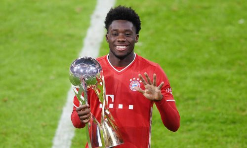 Golden Boy: Három Bundesliga-profi és Szoboszlai is a TOP 20-ban