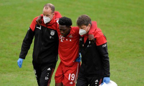 Davies megsérült, két hónapot is kihagyhat – VIDEÓ